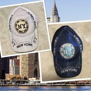Other - 2 New York Baseball Caps bundle
